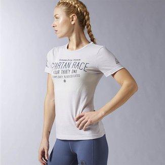 a3f4ca3669 Camiseta Reebok Spartan Race Tri-Blend Ax9564