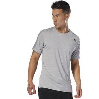 8e857b14459 Camiseta Reebok Ost Activchill Gra Masculina