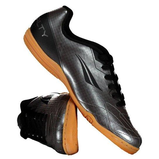 6a071ffbcc80b Chuteira Futsal Infantil Penalty K Soccer Matis VIII - Cinza | Netshoes