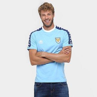 8f7d6a4385c37 Camiseta Manchester City Kappa Masculina