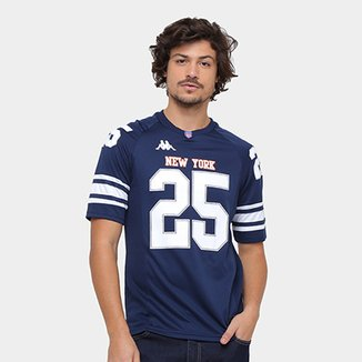 Camiseta New York Kappa Futebol Americano Masculina 797c0c0ffad