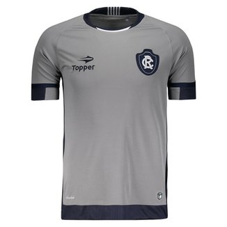 c57b6f91bb791 Camisa Topper Remo Goleiro 2017 N° 1 Masculina