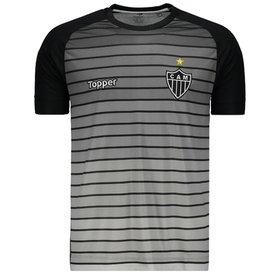 Camisa Atlético-MG Goleiro III 17 18 Manga Longa nº 1 - Torcedor ... 7d4b5ca7dff59