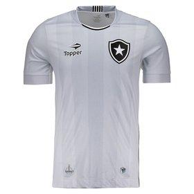 Camisa Topper Botafogo I 2016 n° 7 - Montillo - Compre Agora  1d6b9e73fba22