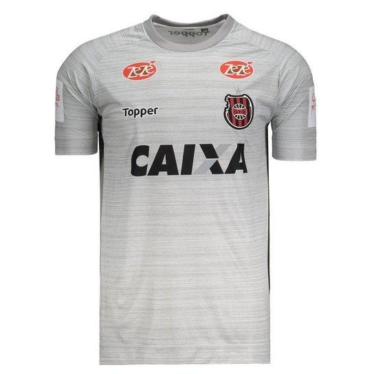 Camisa Topper Brasil de Pelotas Treino 2017 Masculina - Compre Agora ... 457d392217e6f