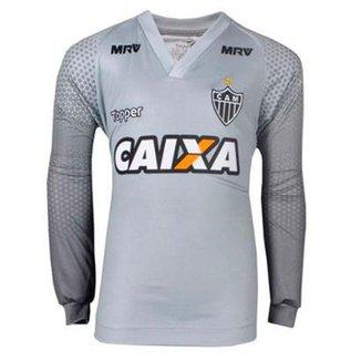 262c497db8 Camisa Topper Atlético Mineiro Goleiro s nº 2017 Infantil