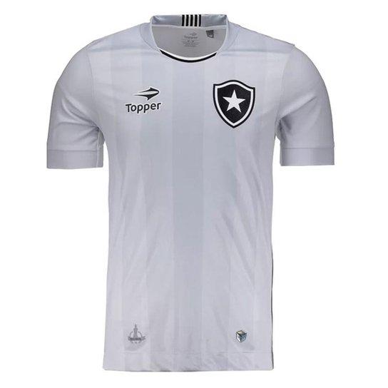 Camisa Topper Botafogo III Nº10 Masculina - Compre Agora  b72fb34b7ef0d