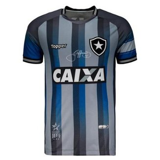 c1c111705e20d Camisa Topper Botafogo 2018 Despedida Jefferson