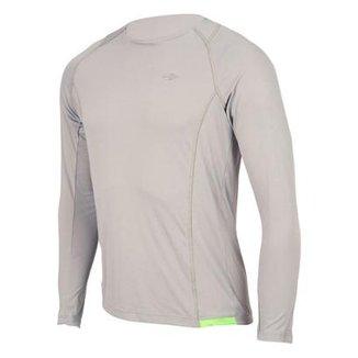 Camiseta Mormaii Manga Longa Masculino UV Dry Moving 181ae4cbef
