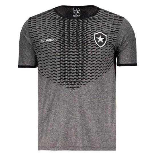 Camisa Botafogo Blitz Masculina - Cinza - Compre Agora  6da930719e204