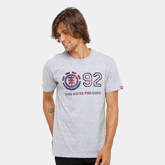 dd2c93bca Camisetas Element Masculinas - Melhores Preços