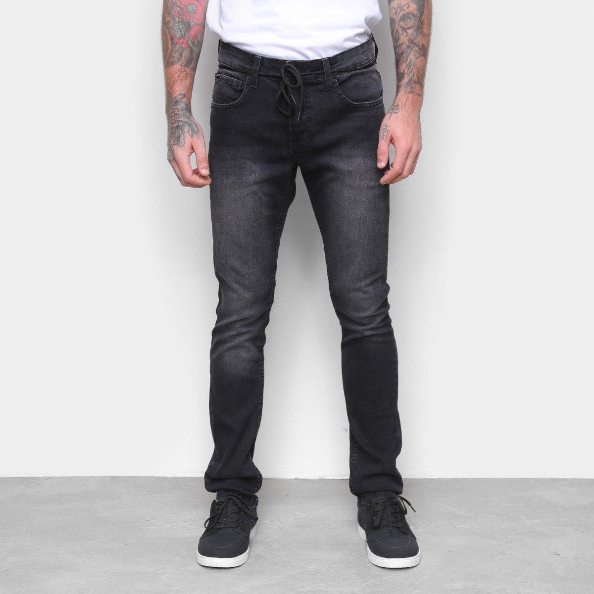 Calça Jeans Slim Element Essentials Masculina