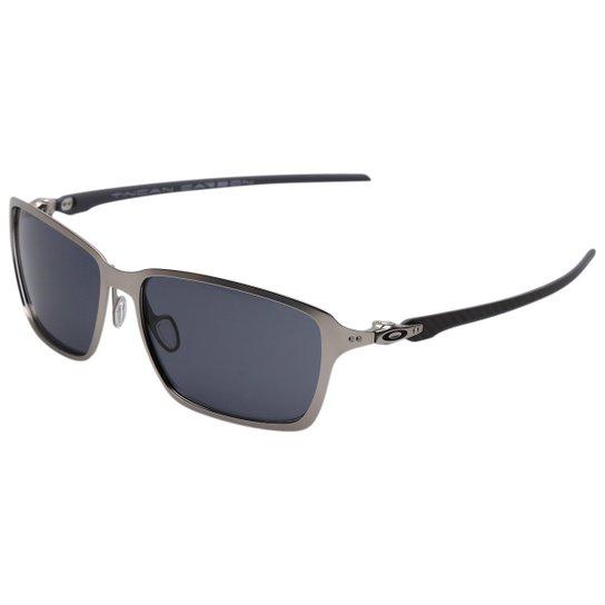 Óculos Oakley Tincan Carbon - Compre Agora   Netshoes bee5fccab7