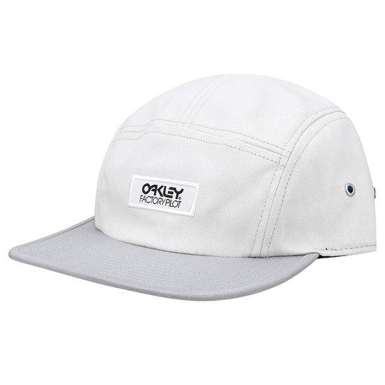 Boné Oakley Aba Reta Mod Fp 5 Panel Hat Masculino - Compre Agora ... 8502db955f7