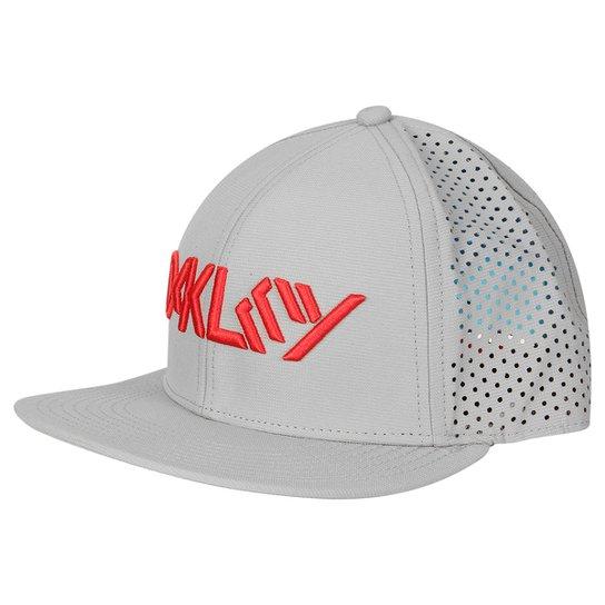 Boné Oakley Aba Reta Mod Octane Perf Hat Masculino - Compre Agora ... fc1777f87af