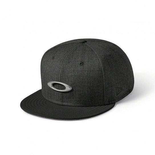 Boné Oakley O-Justable Metal Hat - Compre Agora  1151fd3b403