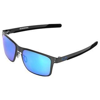 768b4ce13 Óculos Oakley Holbrook Metal-412307