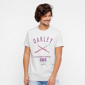 Camiseta Oakley Mod Temple Fight Tee Masculina 023be0b68a2