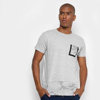 bef3dfc0a3 Camiseta Oakley Especial Mod Highest Camo 2.0 Dry Masculina