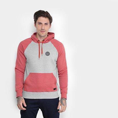 Moletom Oakley Sport Block Fleece Masculino