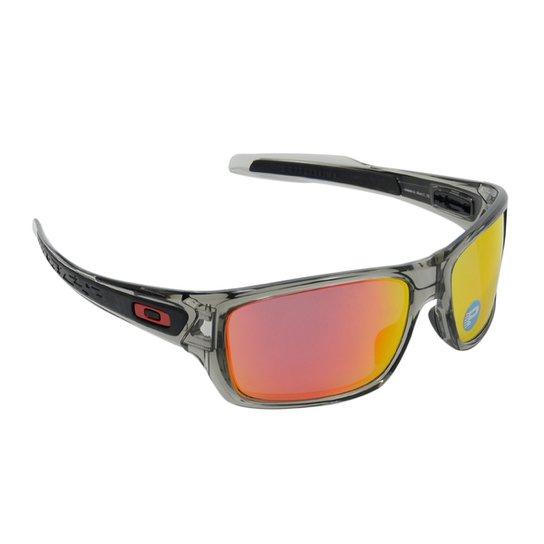 b43f3828d1 Óculos Oakley Turbine Grey Ruby Polarizado Masculino - Compre Agora ...