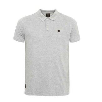 66c9f8976a Camisa Polo Essencial Square Oakley Masculino