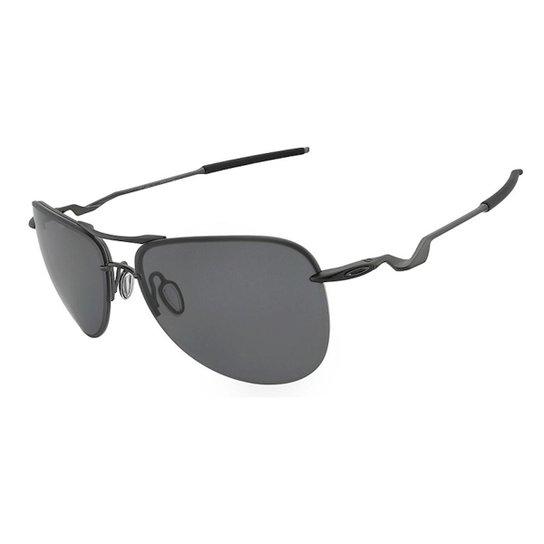 712de1493c453 Óculos de sol Oakley Tailpin Gray Polarizado Masculino - Compre ...