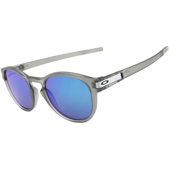 Óculos de Sol Oakley Latch Grey Ink Prizm S.Polarized Masculino - Cinza c9ed093dd9