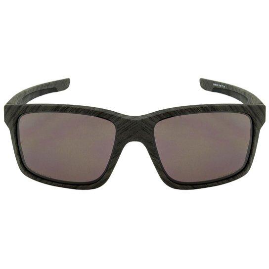 c766d2728e2d1 Óculos de Sol Oakley Mainlink OO9264 - Woodgran - Prizm Daily Polarized -  19 57