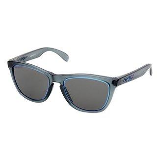 ae6750e1de7cb Óculos Oakley Frogskins Prizm 0OO9013 Masculino