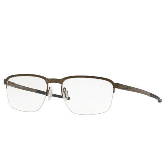 9e4cac29fccb6 Óculos Oakley de Grau Cathode - - Cinza - Compre Agora   Netshoes