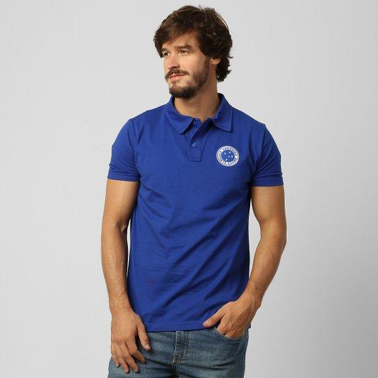 Camisa Polo Cruzeiro Páginas Heróicas - Compre Agora  93d7643a8f205