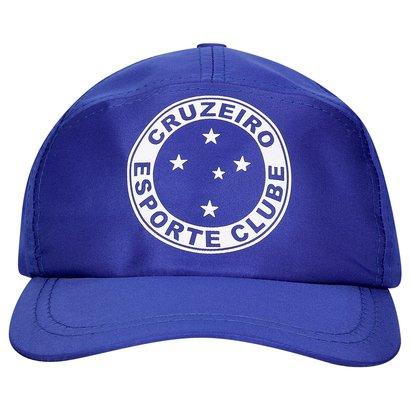 Boné Cruzeiro Aba Curva Masculino