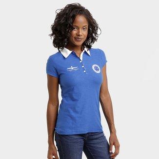5523408cdf7fa Camisa Polo Feminina Cruzeiro Special Champion