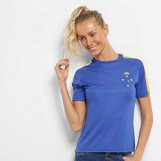 7836888f85 Camisa Cruzeiro 2006 S N° Torcedor Feminina