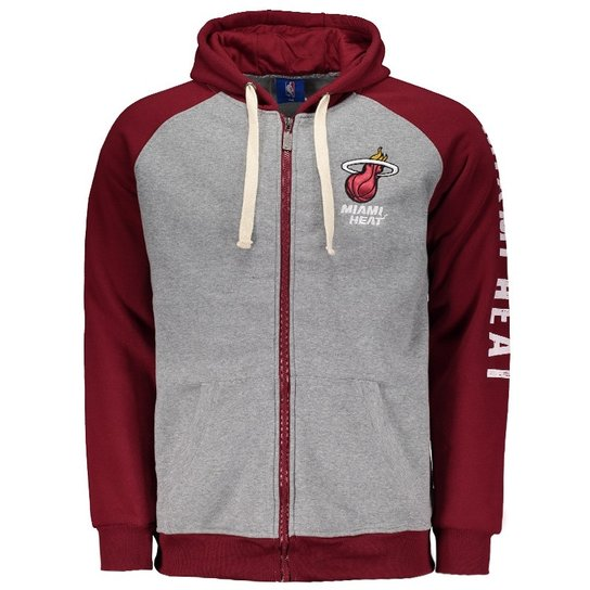 Jaqueta NBA Miami Heat - Compre Agora  6d398299cb38c