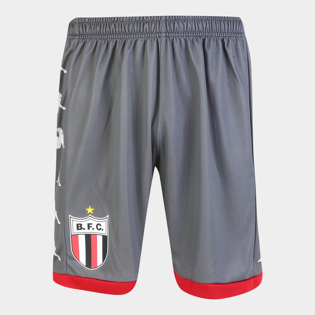 35db6091cd83d Calção Botafogo FC 18 19 Treino Kappa Masculino