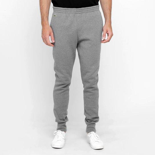 Calça Lacoste Abrigo - Compre Agora   Netshoes 31fd20e189