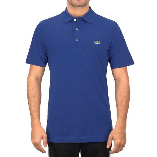 c1db35951 Camisa Polo Lacoste Lisa - Compre Agora