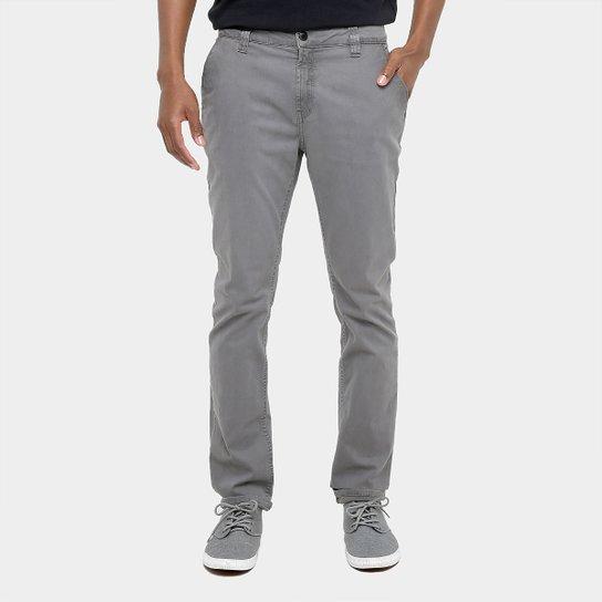 b36d2d9174c Calça Skinny Calvin Klein Chino Masculino - Compre Agora