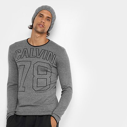 Tricô Calvin Klein Tricot 78 Masculino