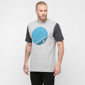 338dcb85a1cbe Camiseta Hurley Crescent