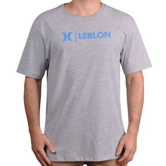 9a4b4df44d Camiseta Hurley Leblon - Marinho - P