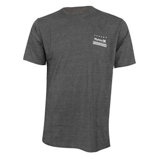 b54509ac8b348 Camiseta Silk Freedom Fly Hurley Masculina - Compre Agora