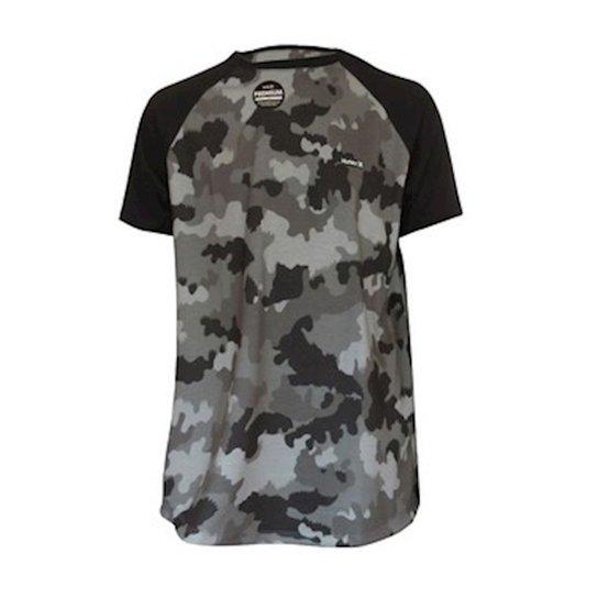 9b5991418758c Camiseta Especial Threat Hurley Masculina - Compre Agora