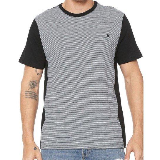 Camiseta Hurley Especial Flag Masculina - Cinza - Compre Agora ... d0b9e59d467