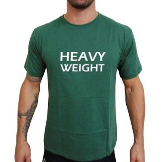 Camiseta MMA SHOP Heavy Weight Peso Pesado