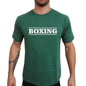 Camiseta MMA SHOP Boxing