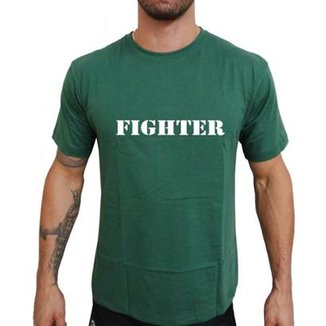 Camiseta MMA SHOP Lutador Fighter