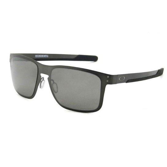 1c63c3bc35561 Óculos de Sol Oakley Holbrook Metal PRIZM Polar - Compre Agora ...